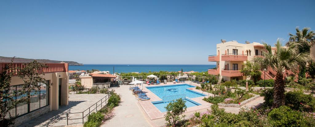 Panoramic Photo of Ekavi Apartments 2nd Photo